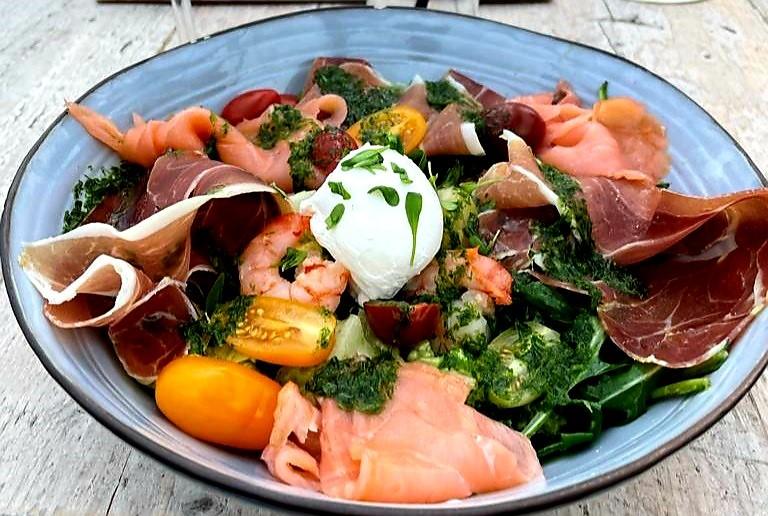 Salade paal 7